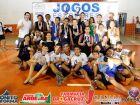 Fotos das finais Handebol e Futsal dos Jogos Escolares de Bonito