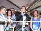 Prefeito Alcides Bernal dá início a desfile cívico com 6 mil participantes em Campo Grande