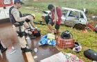Acidente que matou mulher e feriu quatro pessoas, entre elas uma criança saiu da cidade de BONITO