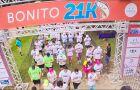 Estão abertas as inscrições para o Bonito 21KM com concentração no balneário municipal em Bonito