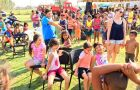 Veja algumas FOTOS da festa beneficente para as crianças do Jardim Bom Viver em Bonito (MS)