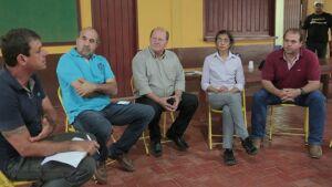 Produtores rurais de BONITO discutem novos investimentos com representantes da Agraer