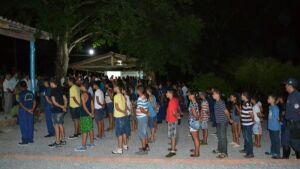 Patrulheiros mirins aprendem sobre cidadania e a importância da preservação ambiental em Bonito