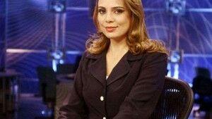 Rachel Sheherazade teve acesso de fúria ao levar bronca no SBT