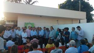 Governador lança novo grupo da PM e promete obras em BONITO