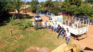 Associação retira 5 toneladas de lixo de córrego que deságua no Rio Formoso em BONITO