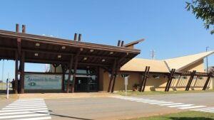 Governo inicia projeto para reformar pista do aeroporto de BONITO