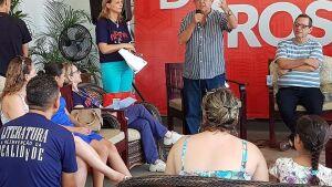 Prefeito Odilson participa do encerramento da 3ª edição da Flib em Bonito