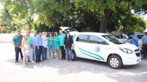 Em Bonito, SAS recebe veículo do Ministério do Desenvolvimento Social