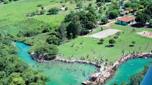 Com o fim do horário de verão, funcionamento do Balneário Municipal está com novo horário em Bonito