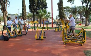 BONITO: Nova academia ao 'Ar Livre' será construída anexa ao Estádio no Bairro Marambaia