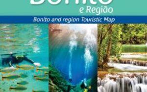 BONITO: Lançada edição atualizada do mapa turístico de Bonito e região