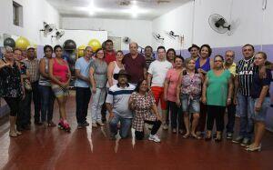 Oficina de dança de salão ensina ritmos clássicos a 15 casais em Bonito MS