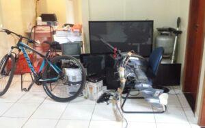 Polícia Civil prende ladrão que furtava residências em Bonito