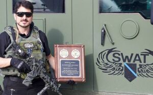 Marcos do Val, único brasileiro membro e instrutor da SWAT, estará em BONITO