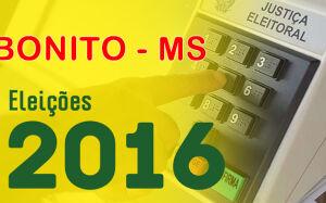 Confira quem são os 81 candidatos a vereador em BONITO