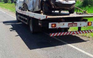 Duas pessoas morrem e três ficam feridas em acidente na saída de BONITO
