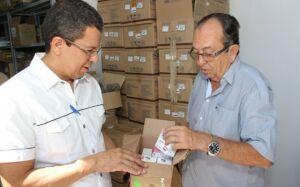 Farmácia Municipal recebe novos medicamentos em BONITO