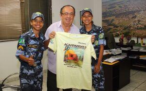 Bonito (MS): Instituto Mirim Ambiental agradece apoio ao 6º Acampamento