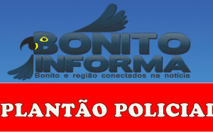 Homem embrigado é preso após bater carro em casa e ameaçar policial em Bonito (MS)