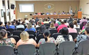 SEMEC realiza audiência sobre Plano Municipal de Educação em Bonito (MS)