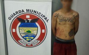 Guarda municipal recupera veiculo furtado e prende o autor do furto em Bonito (MS)