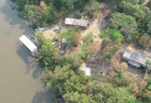 Empresário é multado por construção de pousada e rancho pesqueiro degradando área protegida