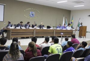 Confira as fotos da sessão da Câmara desta terça-feira em Bonito (MS)