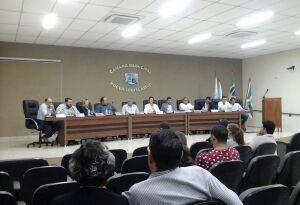 Prefeito de Bonito tem a primeira derrota no legislativo em Bonito (MS)