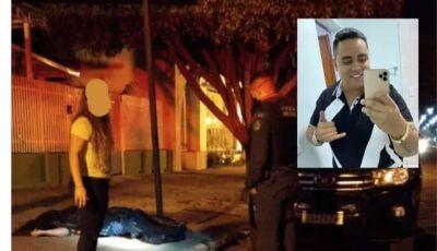 AGORA: Jovem é morto por tiros de fuzil em MS