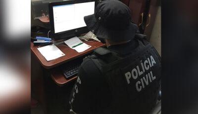 Polícia Civil realiza operação em Bonito e mais 3 cidades contra pedofilia