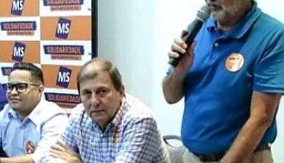 Secretário do Solidariedade e líder sindical Adauto Almeida morre em Campo Grande, aos 56 anos
