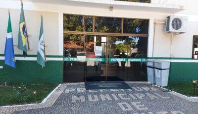 """Servidores terão """"feriadão"""" com ponto facultativo na sexta-feira em Bonito (MS)"""