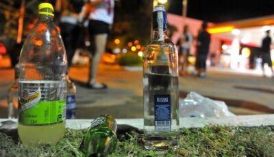 Decreto proíbe consumo de bebidas alcoólicas em locais públicos em cidade de MS