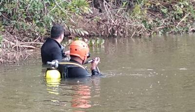 Corpo de adolescente é encontrado no rio de MS