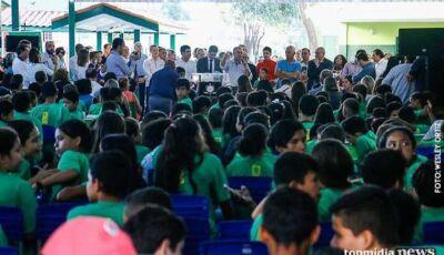 Governo ainda não tem previsão se vai voltar com aulas presenciais em MS