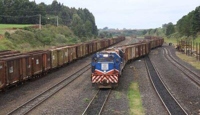 Estudo para ferrovia que vai ligar Maracaju a Cascavel deve ser assinado em julho no PR