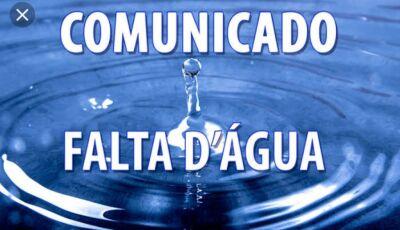 CONFIRA OS BAIRROS: Devido a troca de bomba, água deve voltar nesta sexta às 17h em Bonito (MS)