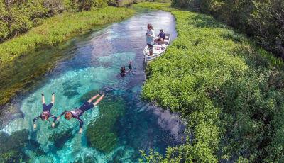 Ecoturismo em Bonito, mas, o que é ecoturismo?