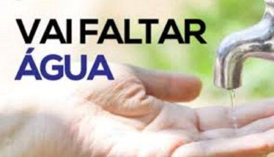 ENCHEM OS BALDES: Sanesul informa os bairros que pode ficar sem água até às 19h em Bonito (MS)