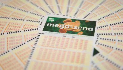 Mega-Sena pode pagar prêmio de R$ 6,6 milhões nesta quarta-feira