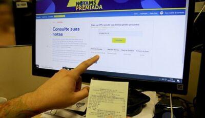 SERÁ QUE FOI VOCÊ?: Prêmio de R$ 100 mil do Nota MS Premiada vai para único ganhador em MS