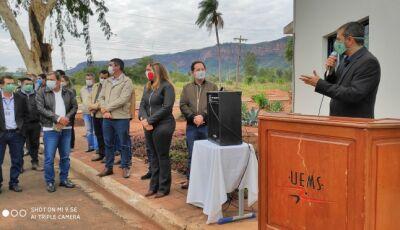 Entrega de novo auditório da UEMS põe fim à espera de 26 anos em Aquidauana