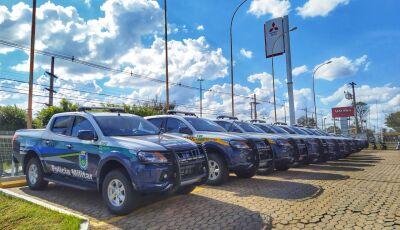 Bonito e mais 19 cidades ganham reforço de 73 novas viaturas para Polícia Militar em MS