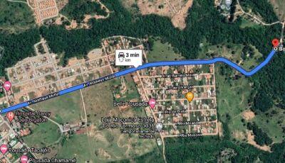 Governo de MS lança licitação para iniciar o asfalto da Rodovia do Turismo em Bonito