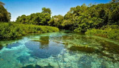 Bonito fica no Pantanal?