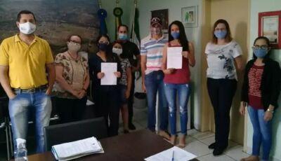 Professoras concursadas tomam posse em Bonito (MS)