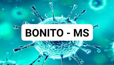 Em 48h, Bonito confirma mais 13 novos casos de covid-19