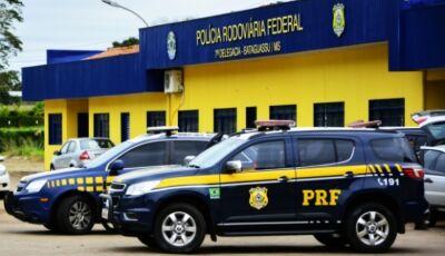 Polícia flagra motorista carregando mais de 100 kg de maconha na BR-163