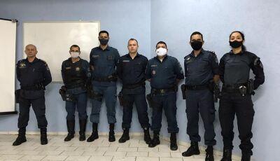 Com 28 anos na Polícia Militar, novo comandante é apresentado na 1ª Companhia em Bonito (MS)